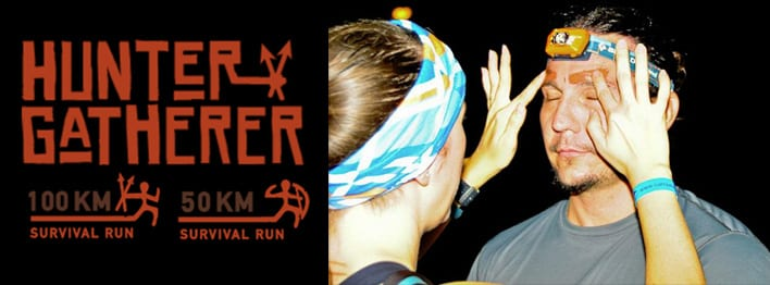 Survival Race: Hunter Gatherer race report and review