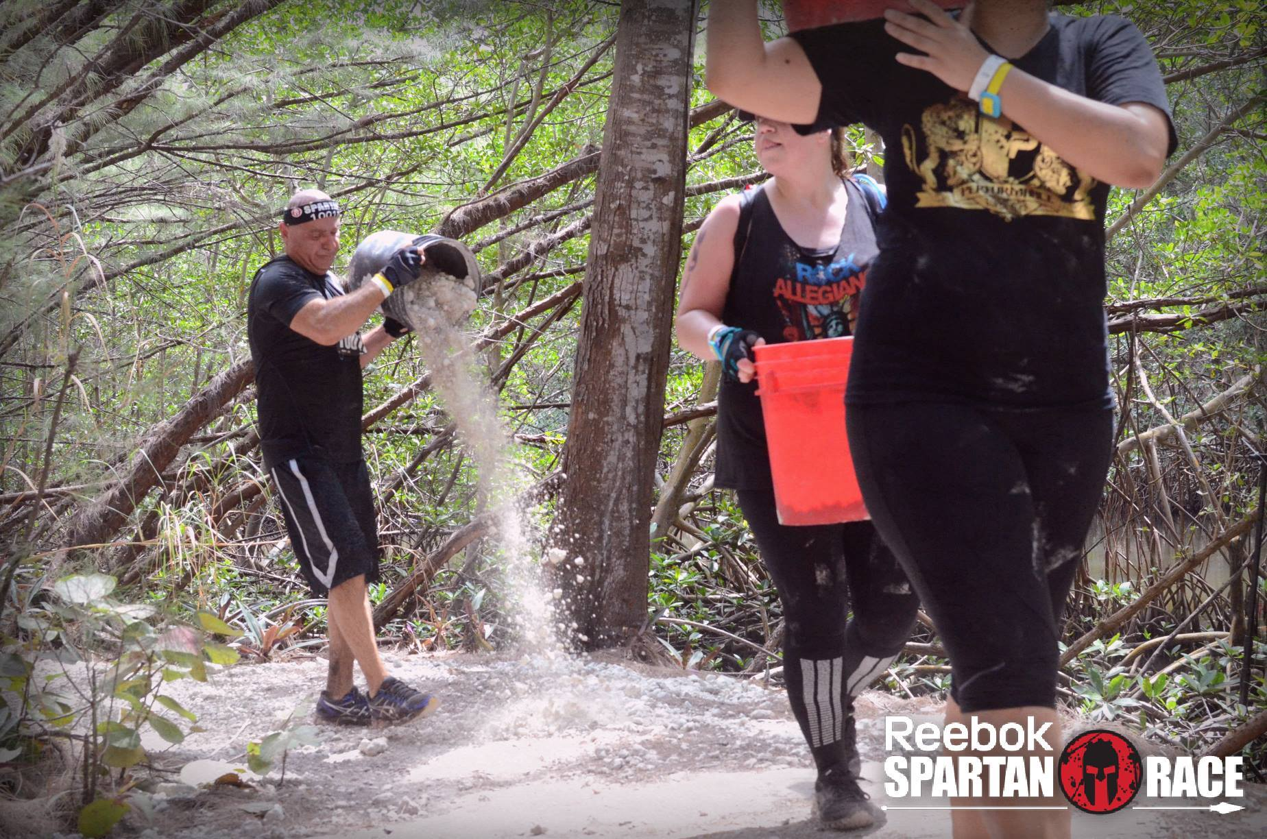 "Spartan Race Cheater ""gravel guy"""