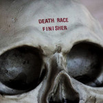 Death Race Finisher Skull