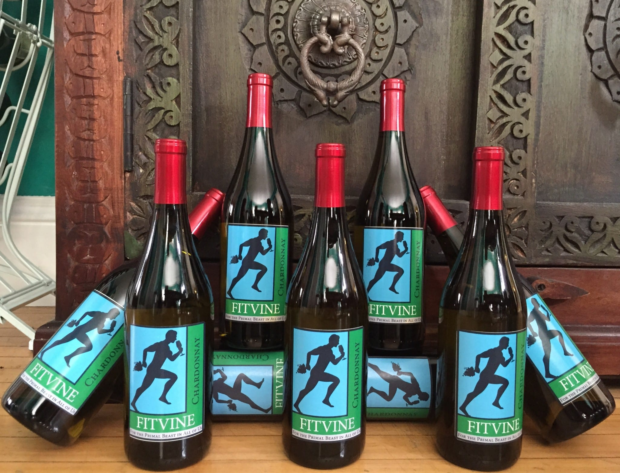 The wine is currently sold online at http://fitvinewine.com .