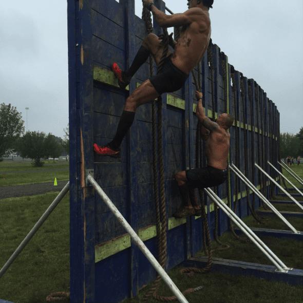 BF rope wall