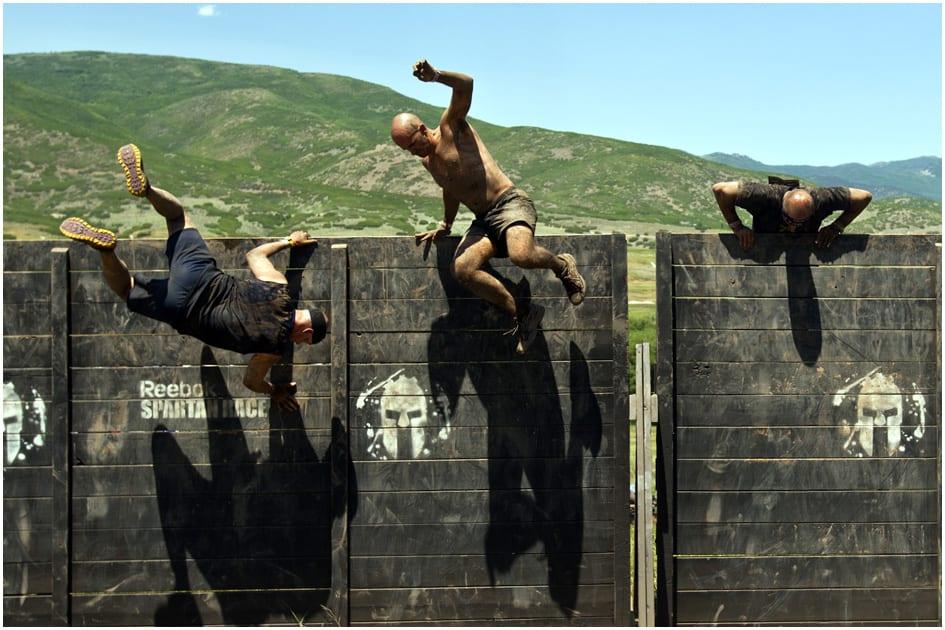 Wall Jumps - Obstacle Racing Media