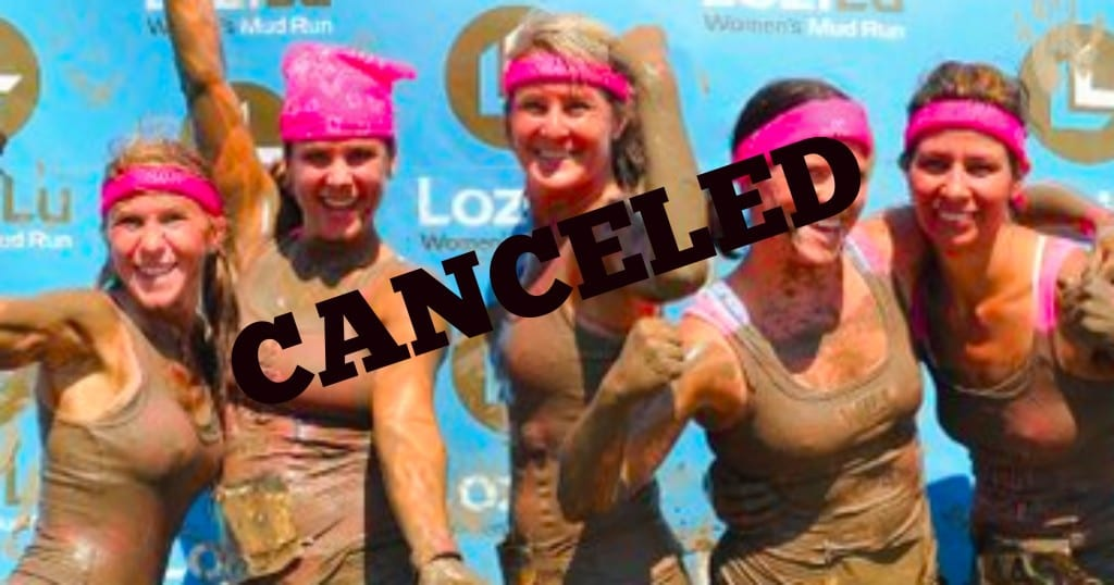 Lozilu cancels race