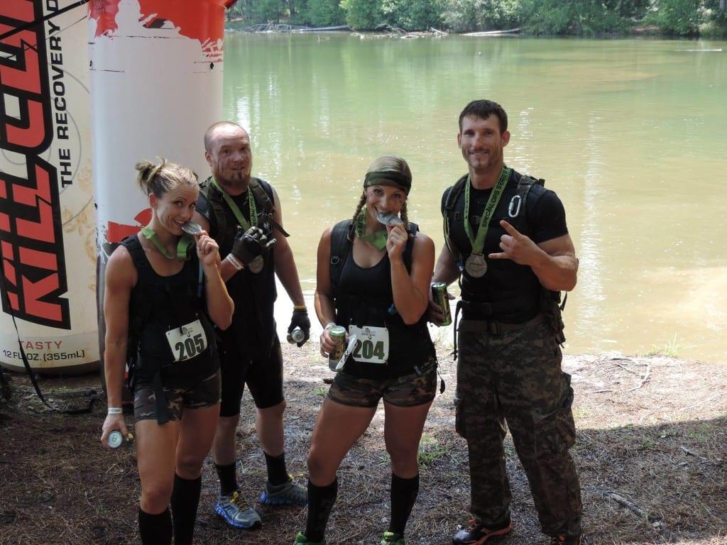Green Beret Challenge Medals