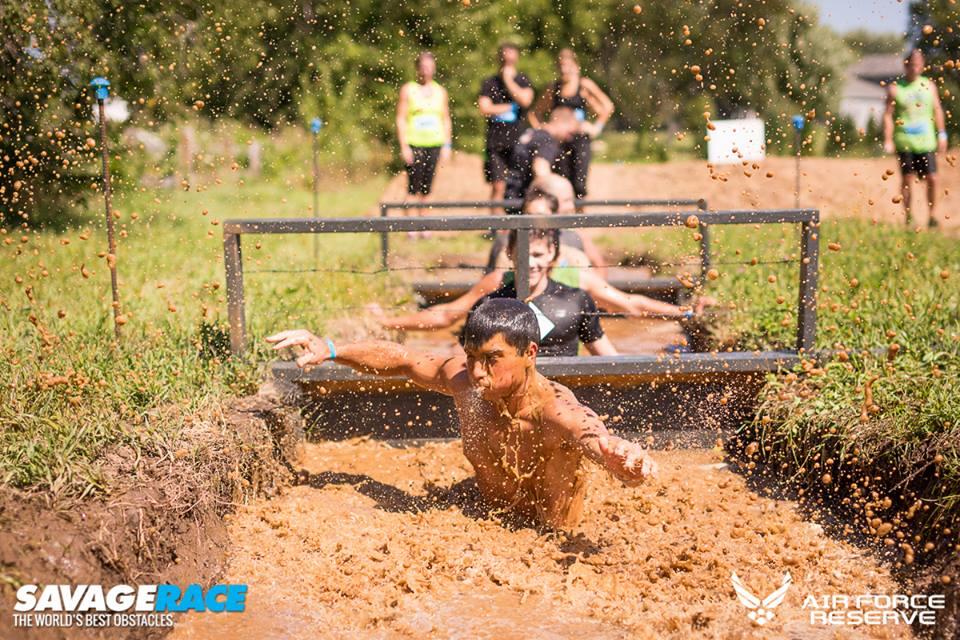 Savage Race Mud