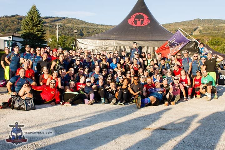 Spartan Race NE Spahtens