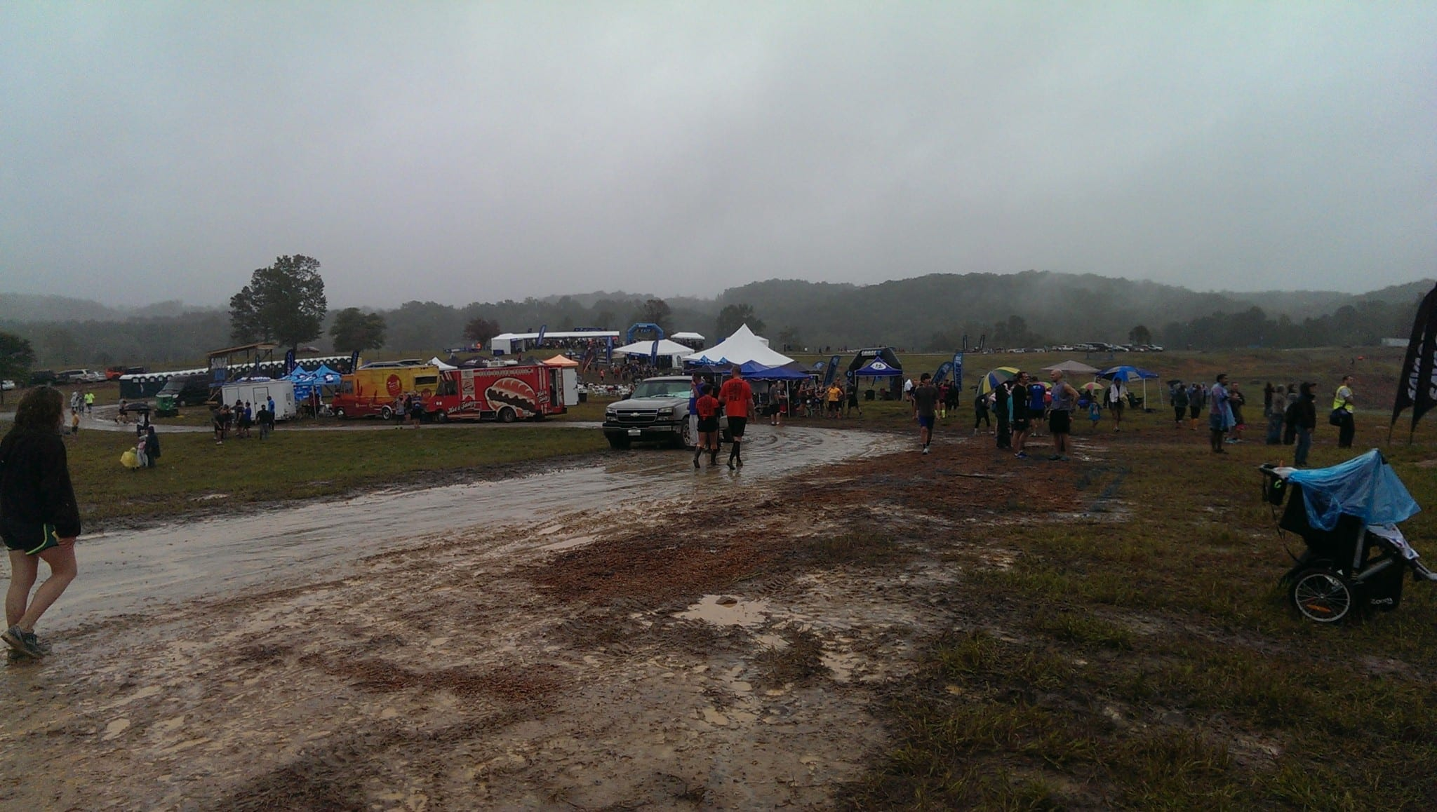 Savage Race Atlanta Festival Grounds