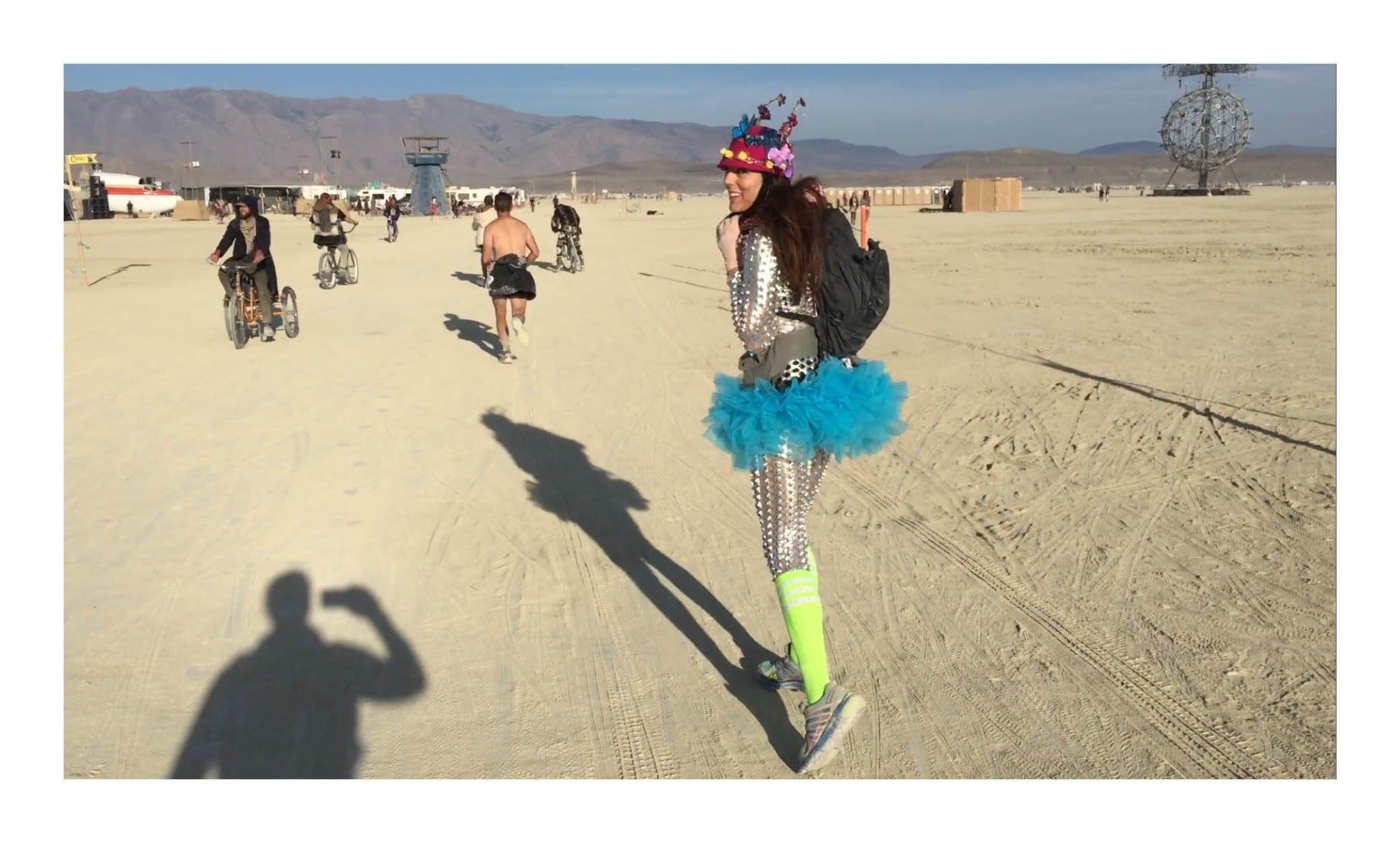 Mudcrusher - Burning Man Marathon 2