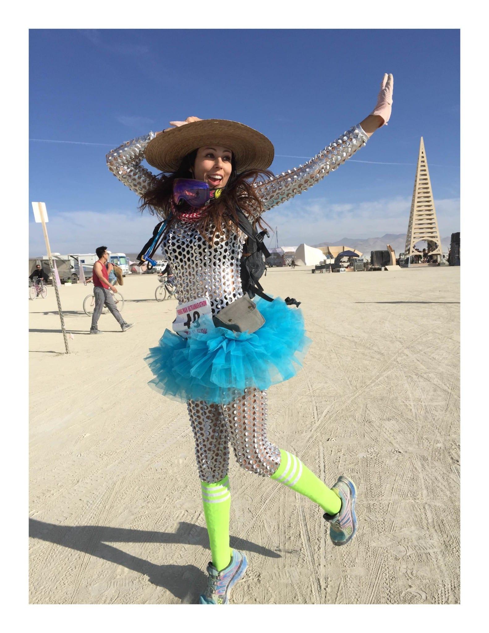 Mudcrusher - Burning Man Marathon