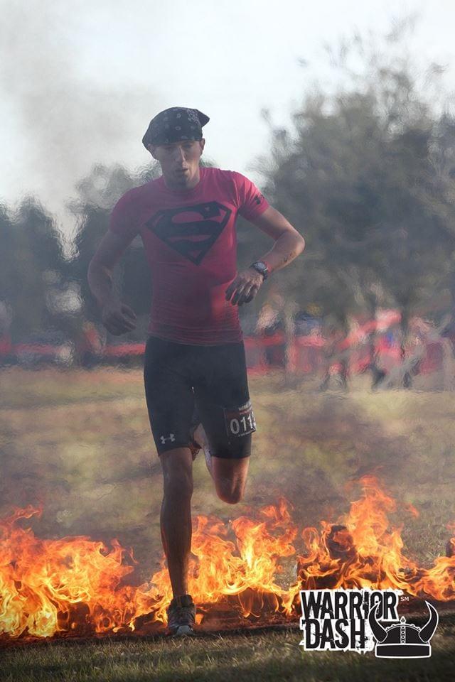 Charles Harper Fire Jump