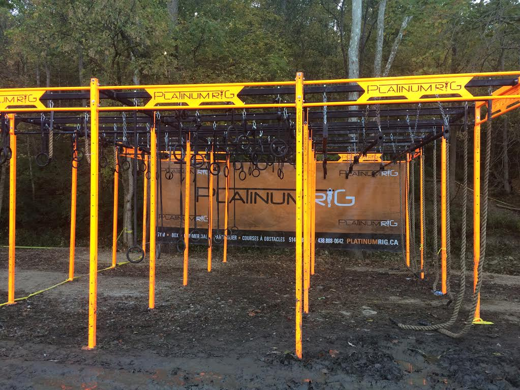 OCR World Championships platinum rig