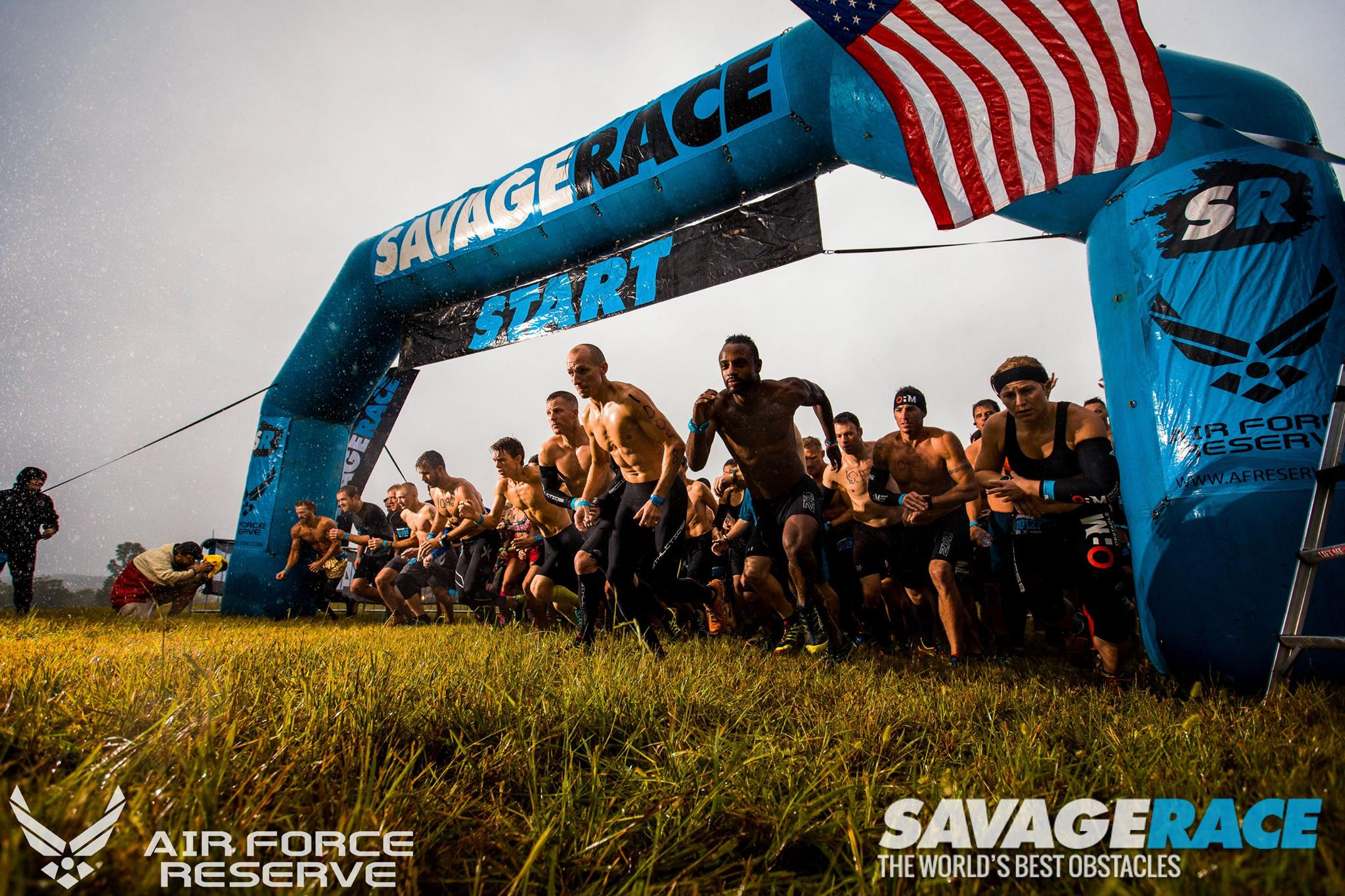 Savage Race Start