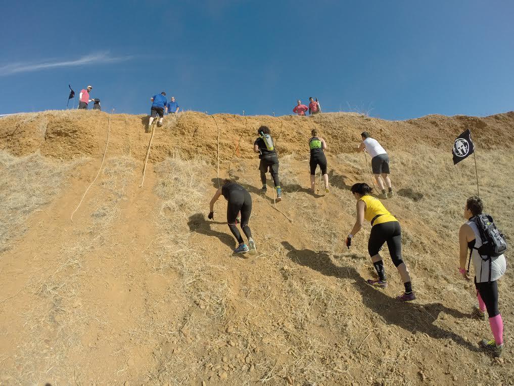 Spartan Sacramento hillclimb
