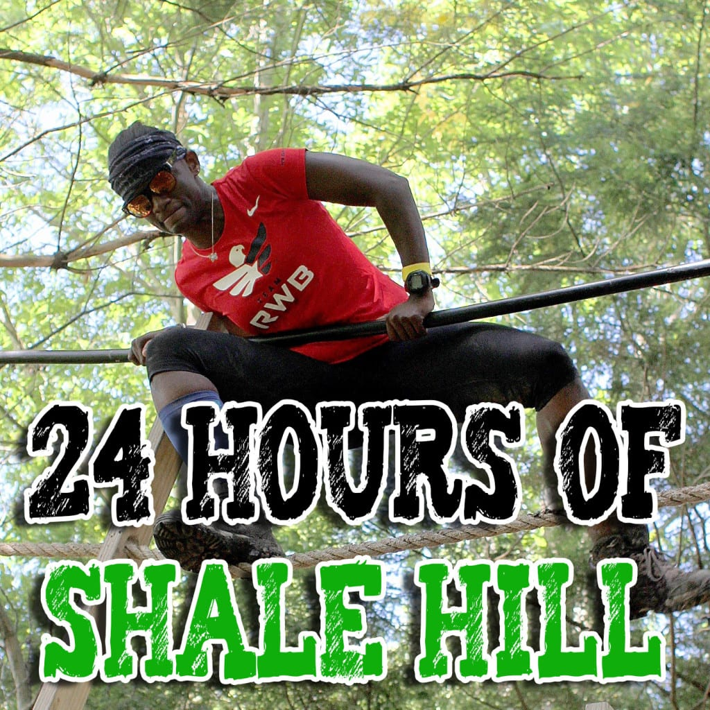 24 Hours of Shale Hell