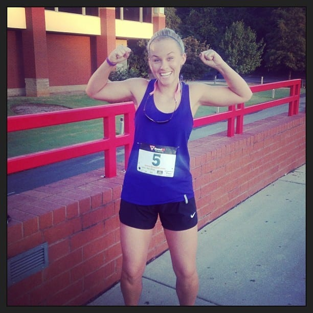 Allison Running