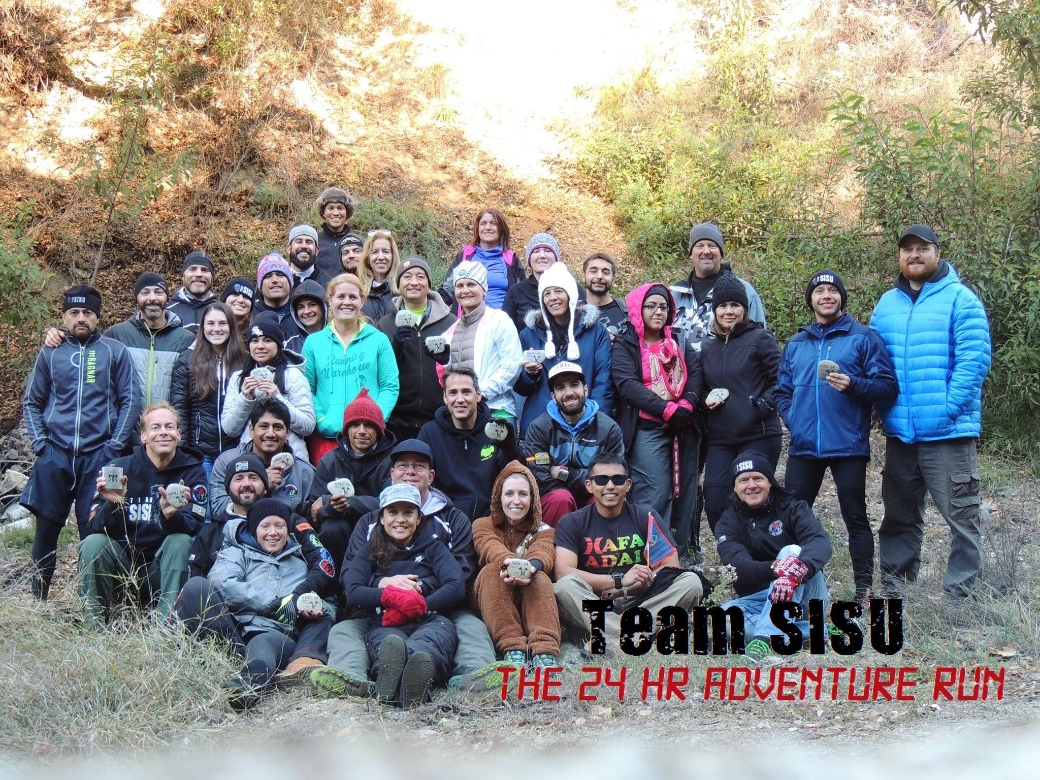 SISU 24 competitors