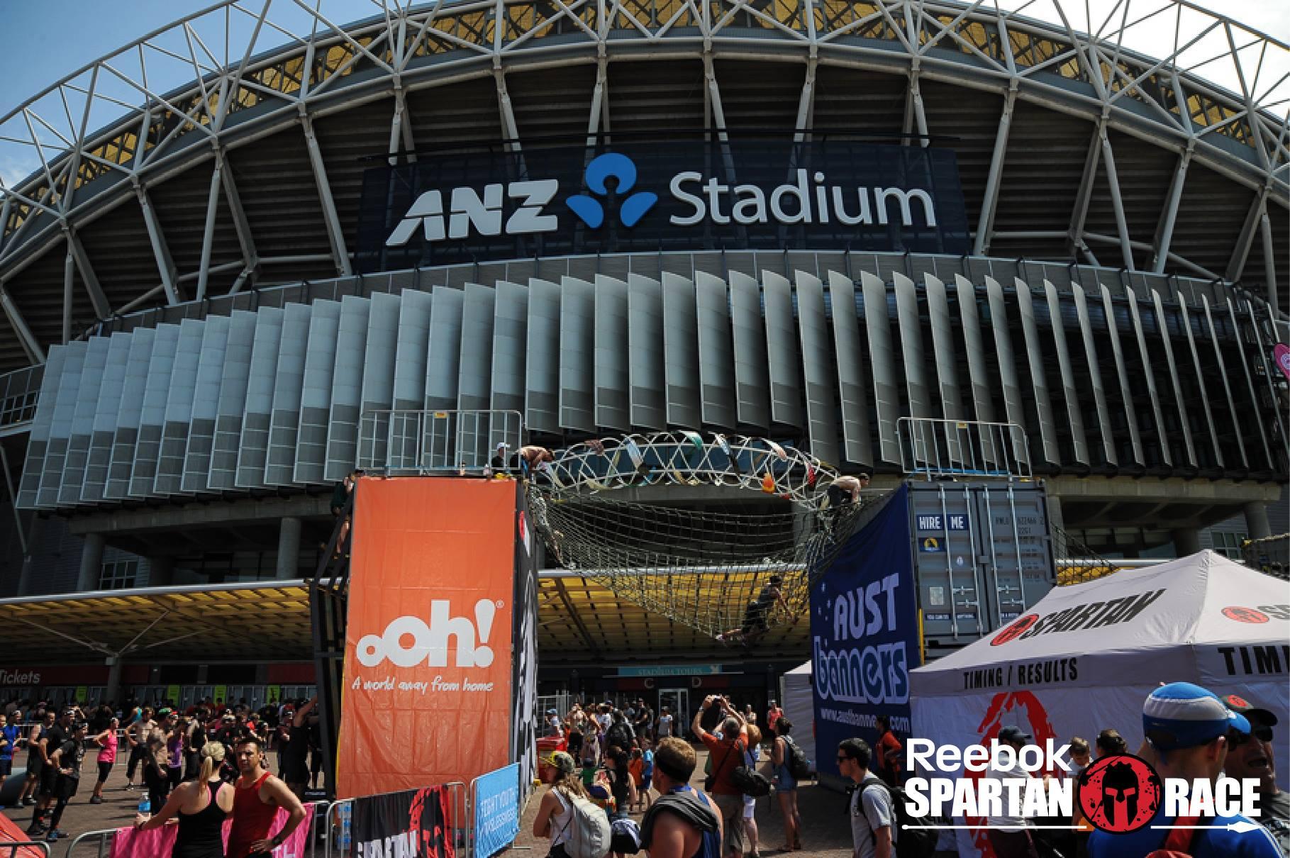Spartan Race 300 Standalone Event - Sydney Stadium Sprint