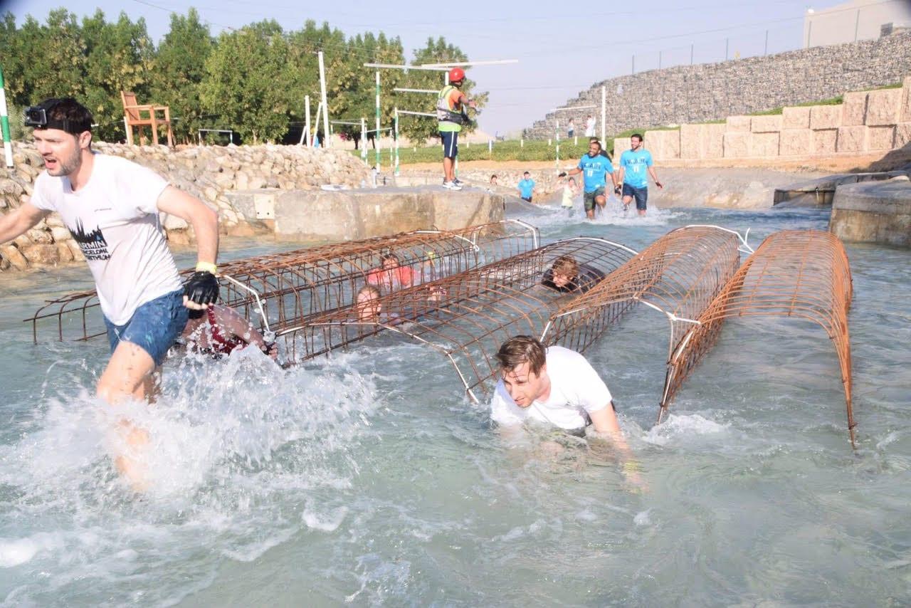 Wadi Adventure Race White Water Channel