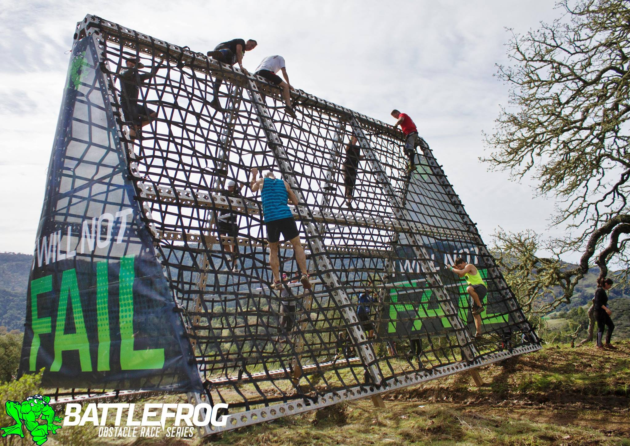 BattleFrog Delta Cargo