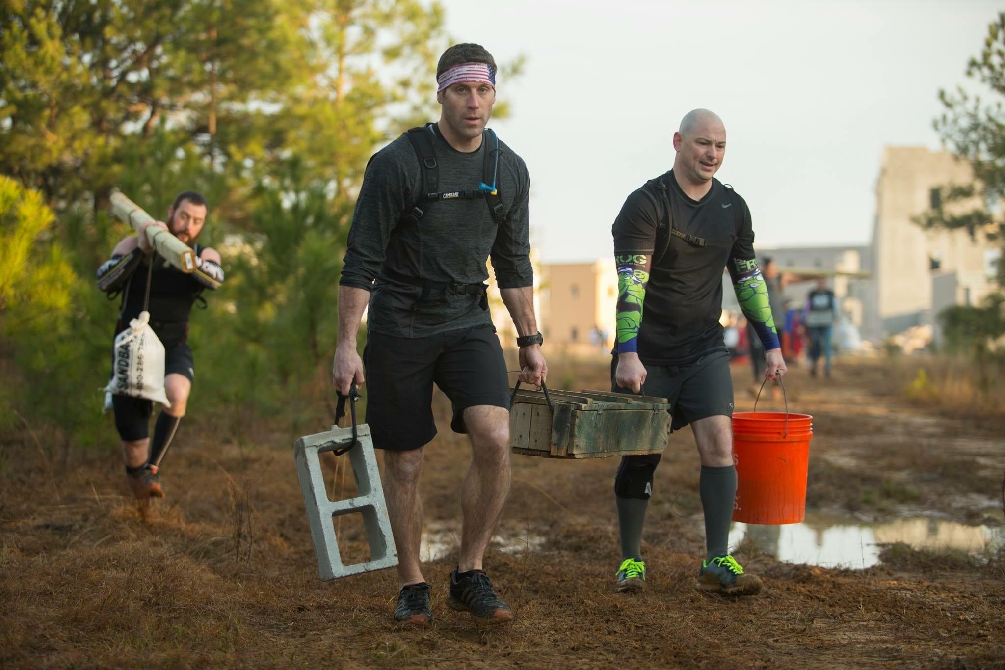 Green Beret Challenge challenge no. 1