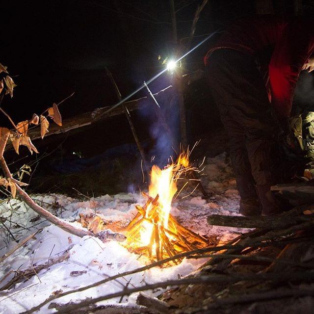 Spartan Race Agoge 001 - Night Camp