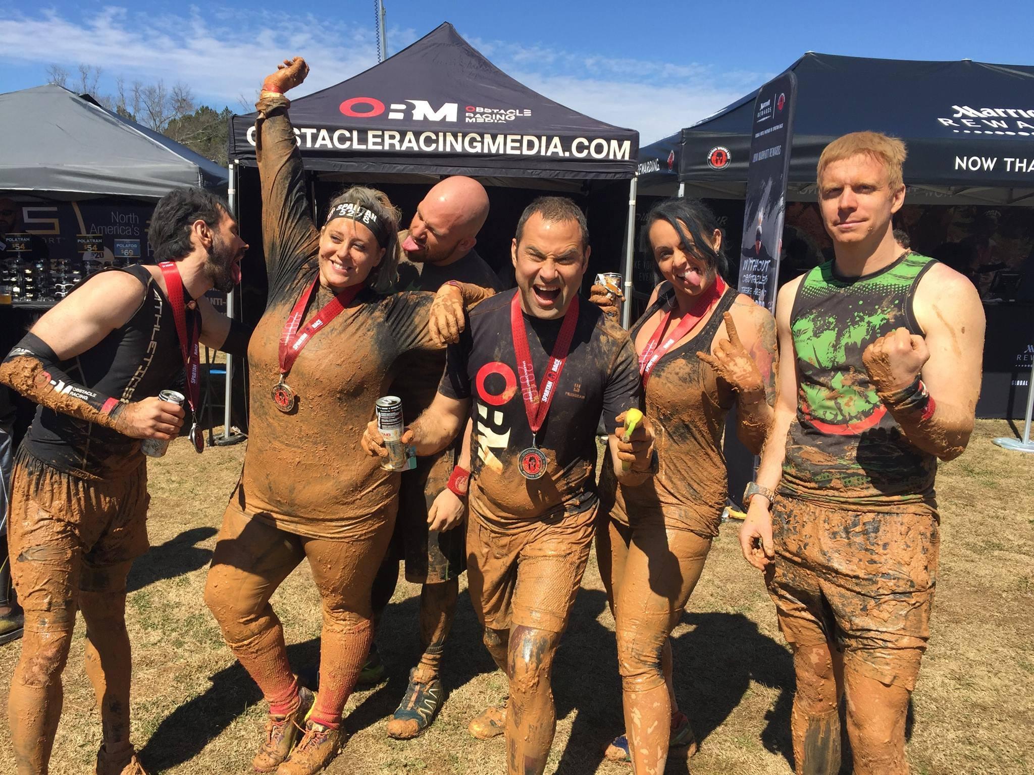 Spartan Race - Atlanta - Team ORM