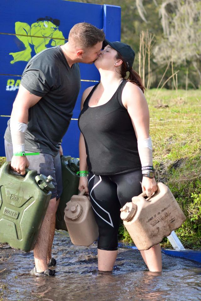 Battlefrog Jerry can kiss