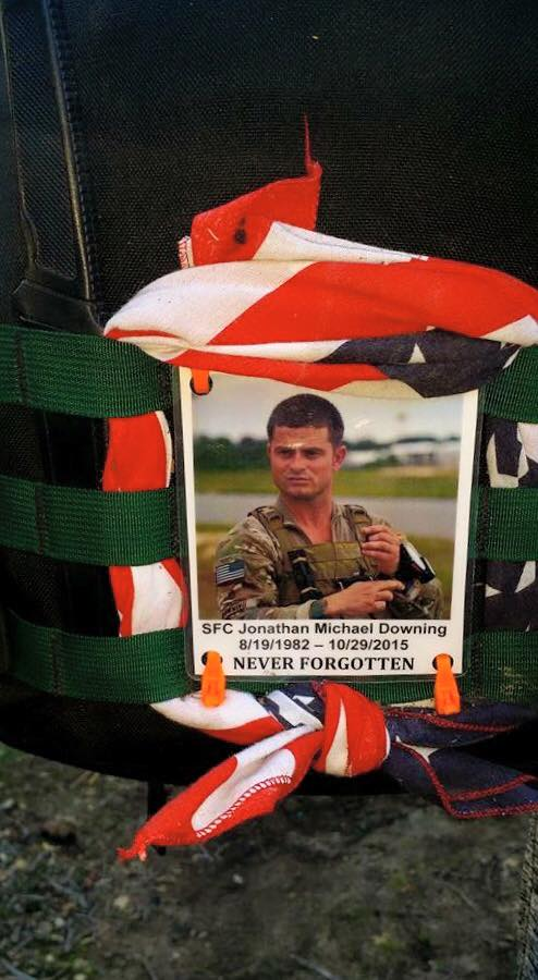 SFC Jon Downing, RIP