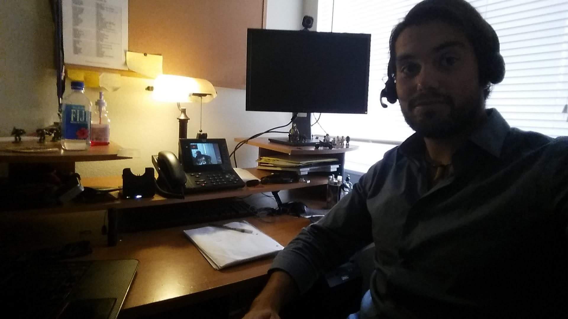 Miguel Medina Medical Interpreter