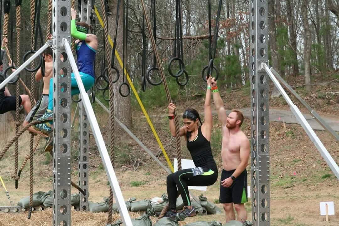 BF rope climb