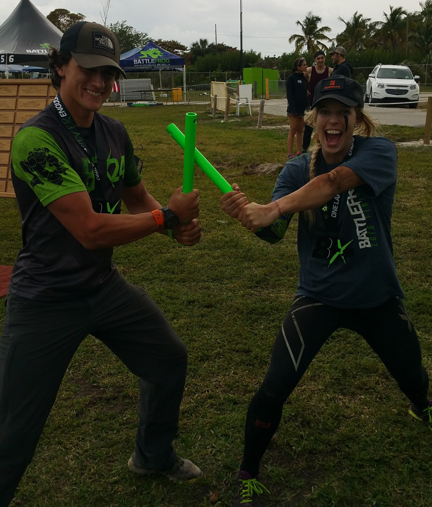 BattleFrog 24hr - King and Queen of the Rigs