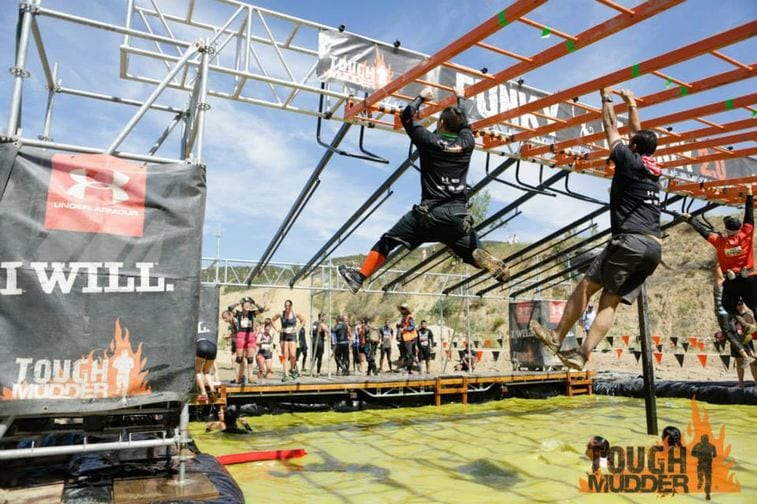 Obstacle-Course -Training- Monkey- Bars -4