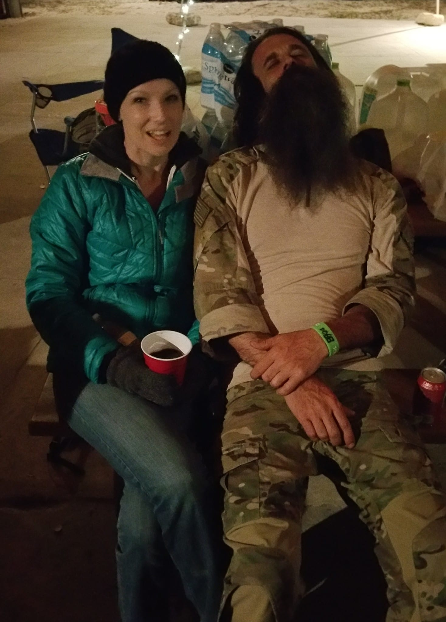 BattleFrog 24hr - Tired Beard
