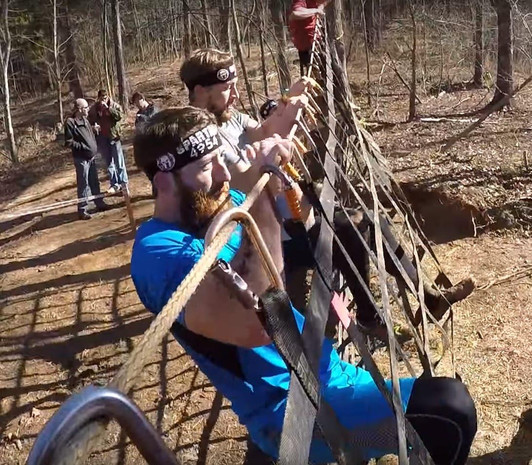 Spartan Sprint Vertical Cargo