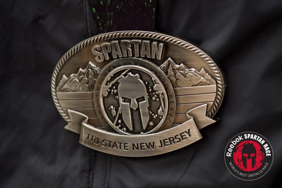 Ultra Beast Finishers Belt Buckle
