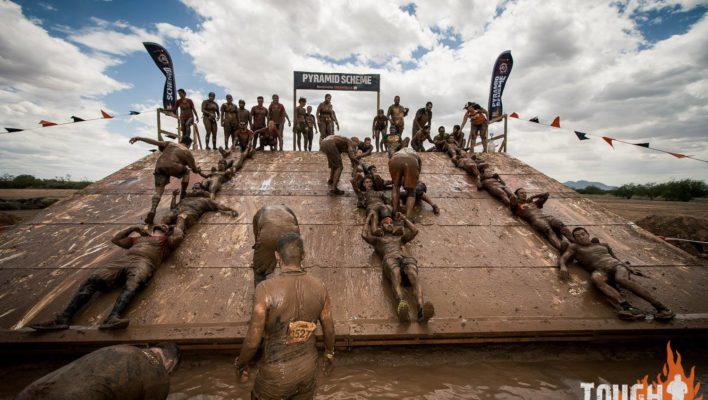 Tough Mudder Arizona: Putting the Mud in Mudder