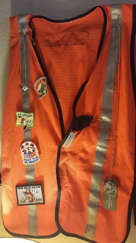 SISU Iron - Leah's Vest