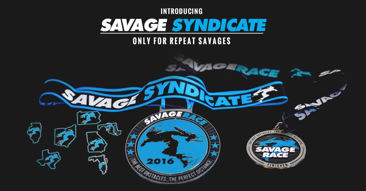 Savage Syndicate Medals