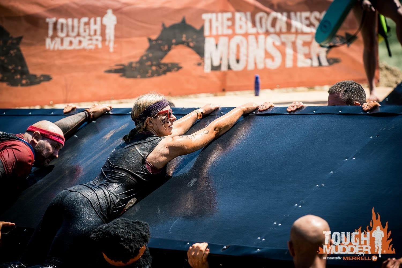 Tough Mudder Blockness Monster