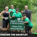 Conquer The Gauntlet Cancels.