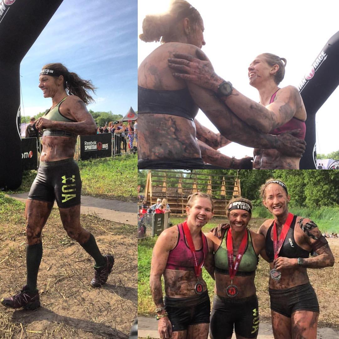 Spartan Race Chicago Sprint Elite Females