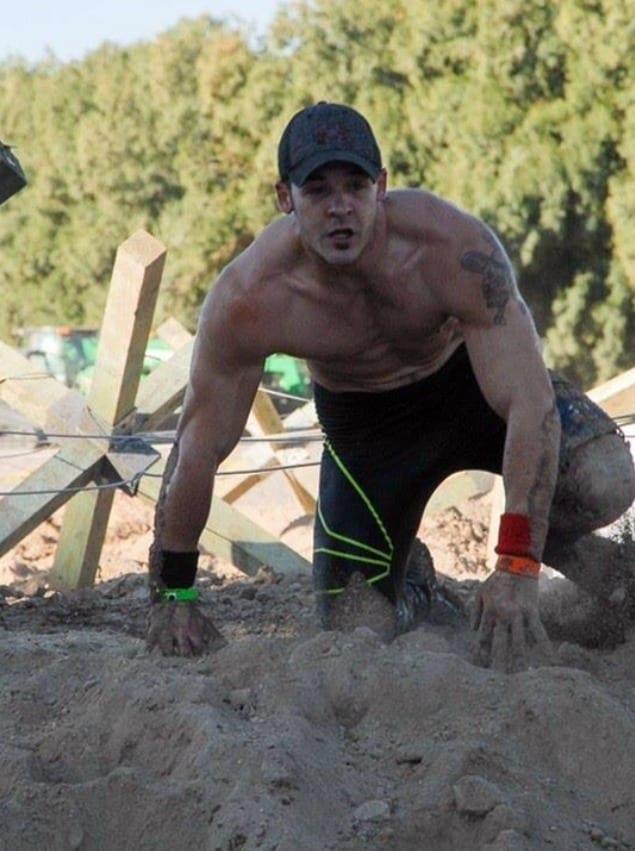 Jason crawling