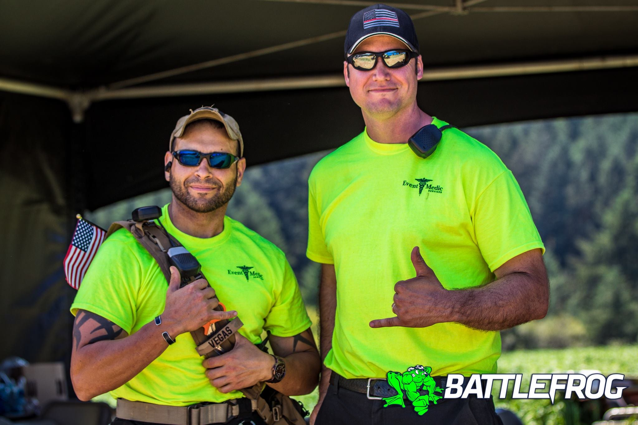 BattleFrog - BFX PDX - On Site Medics