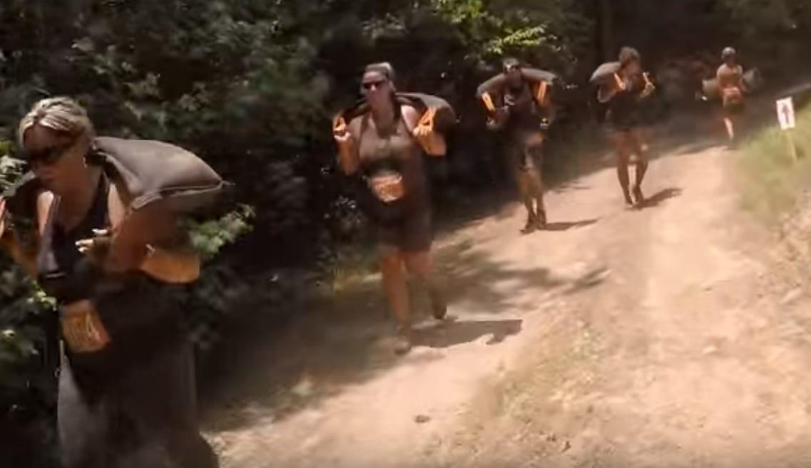terrain race wreck bags