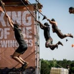 Tough Mudder #ObstacleWeek – No. 2: King of the Swingers
