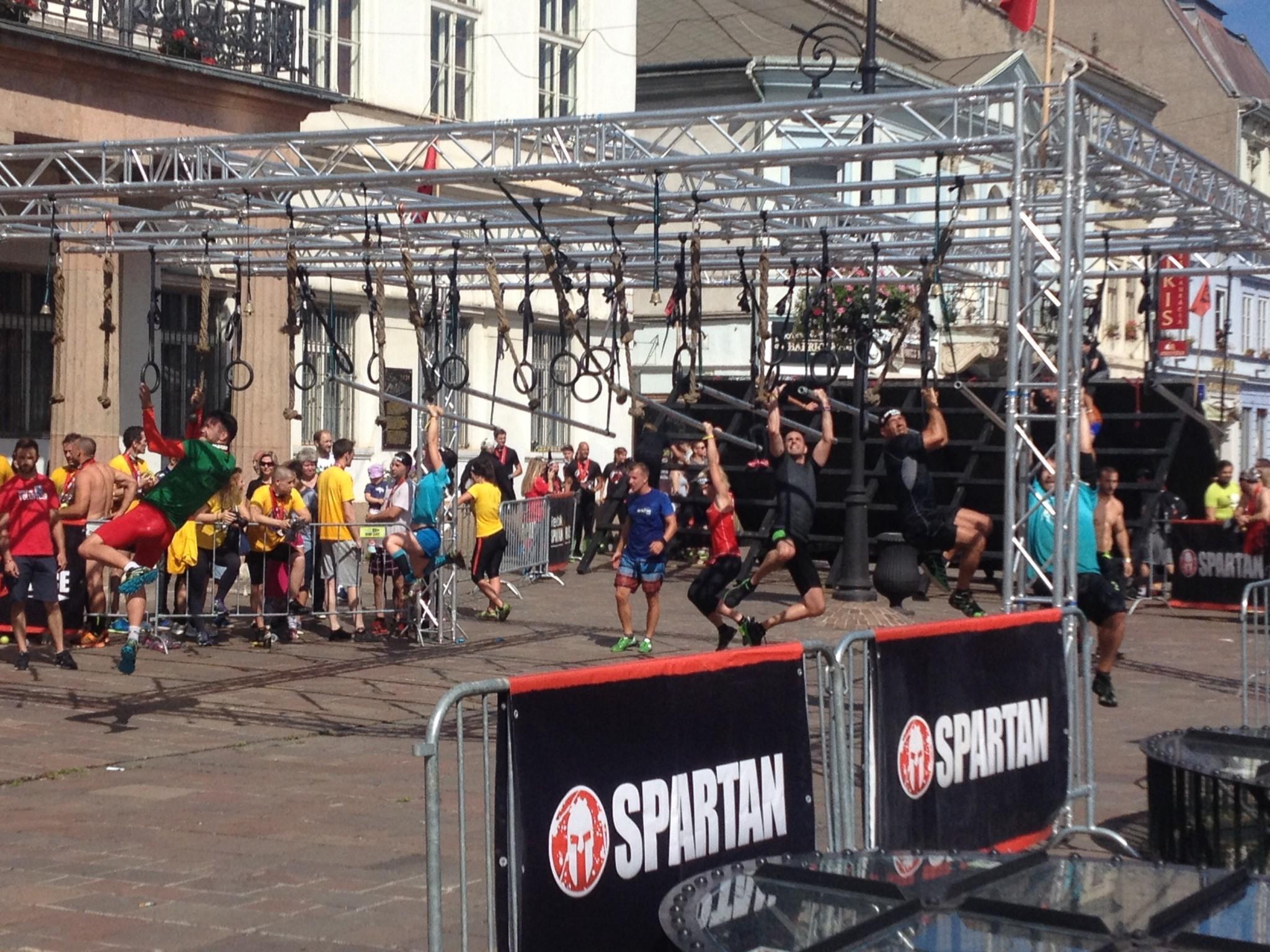 Spartan Race - Kosice - Multirig
