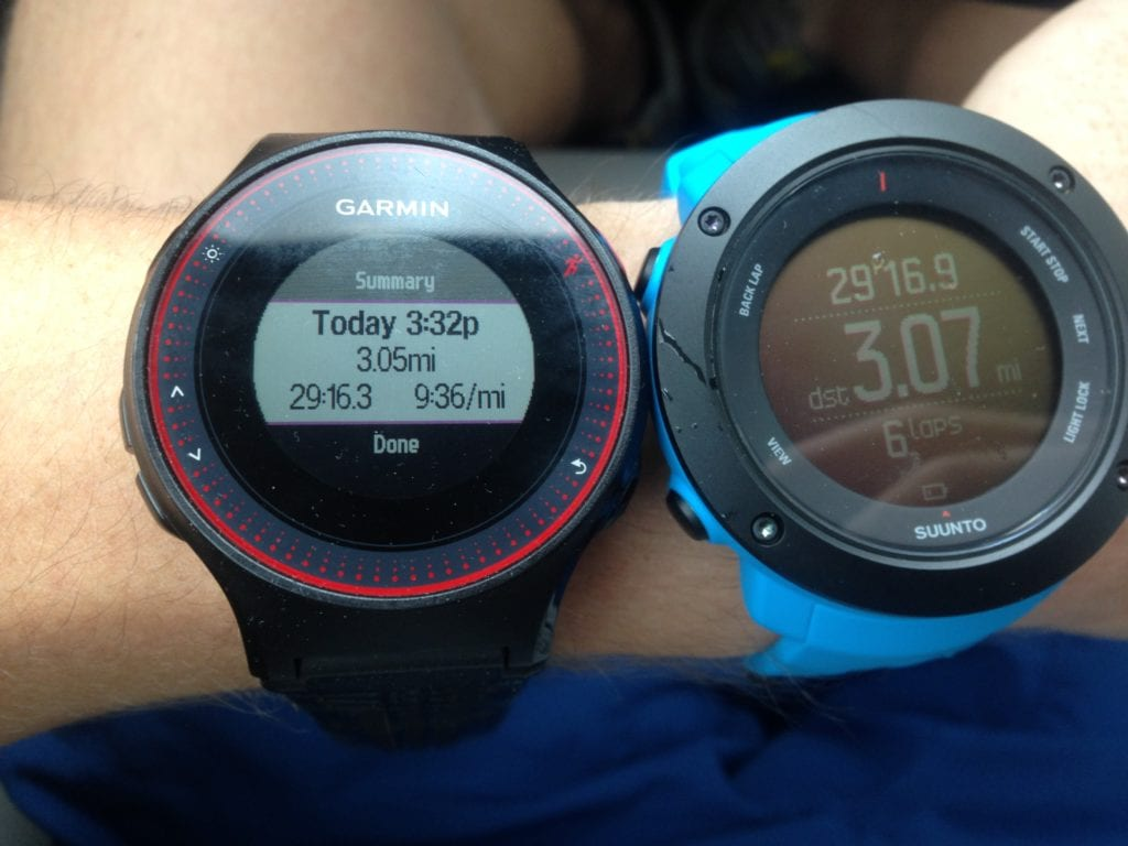 suunto vs garmin