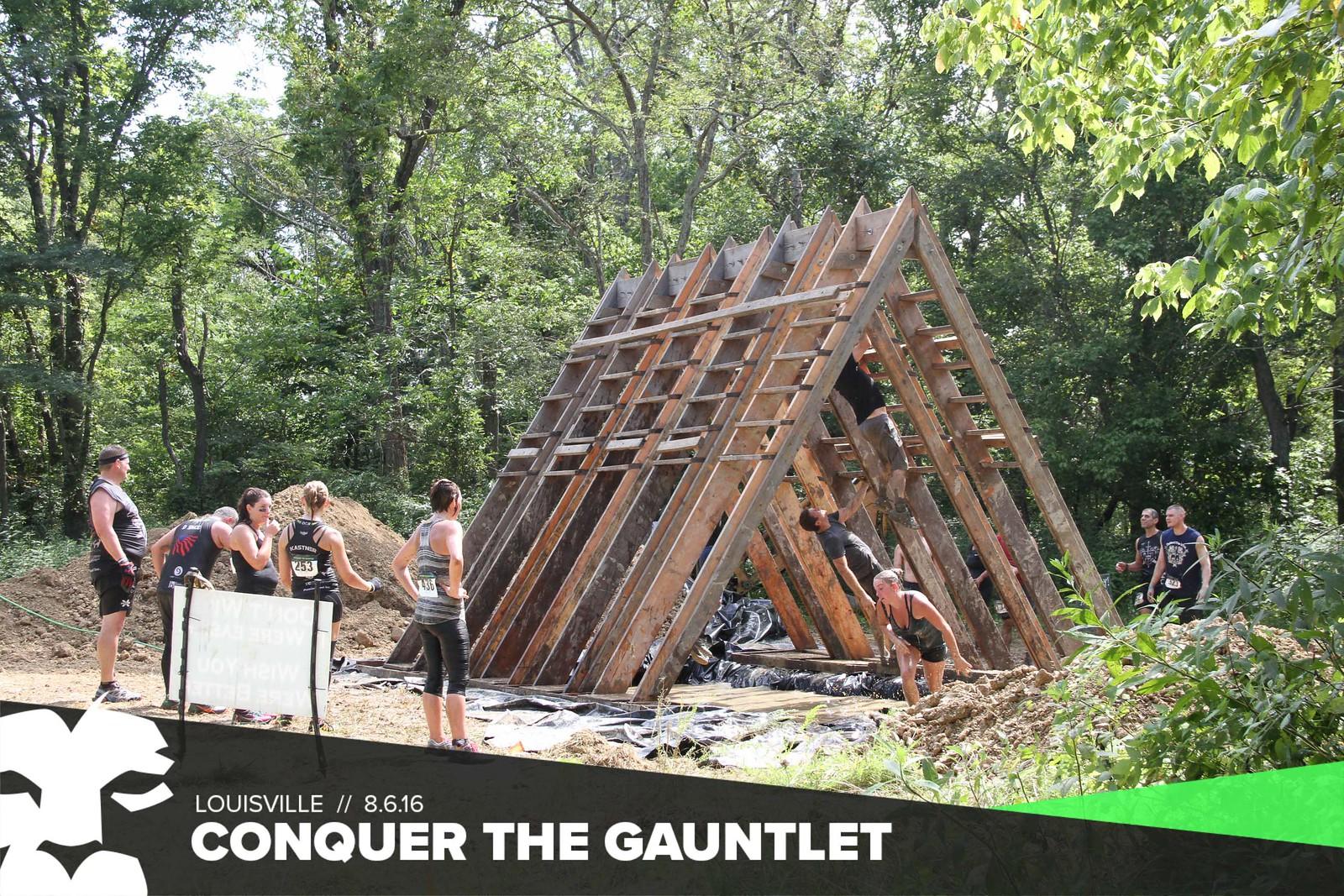Conquer-The-Gauntlet-Louisville-2016-Stairway