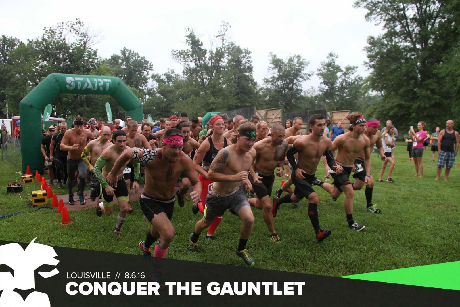 Conquer-The-Gauntlet-Louisville-2016-Start