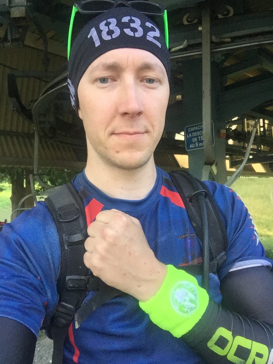 Spartan Race Montreal Josh Chace